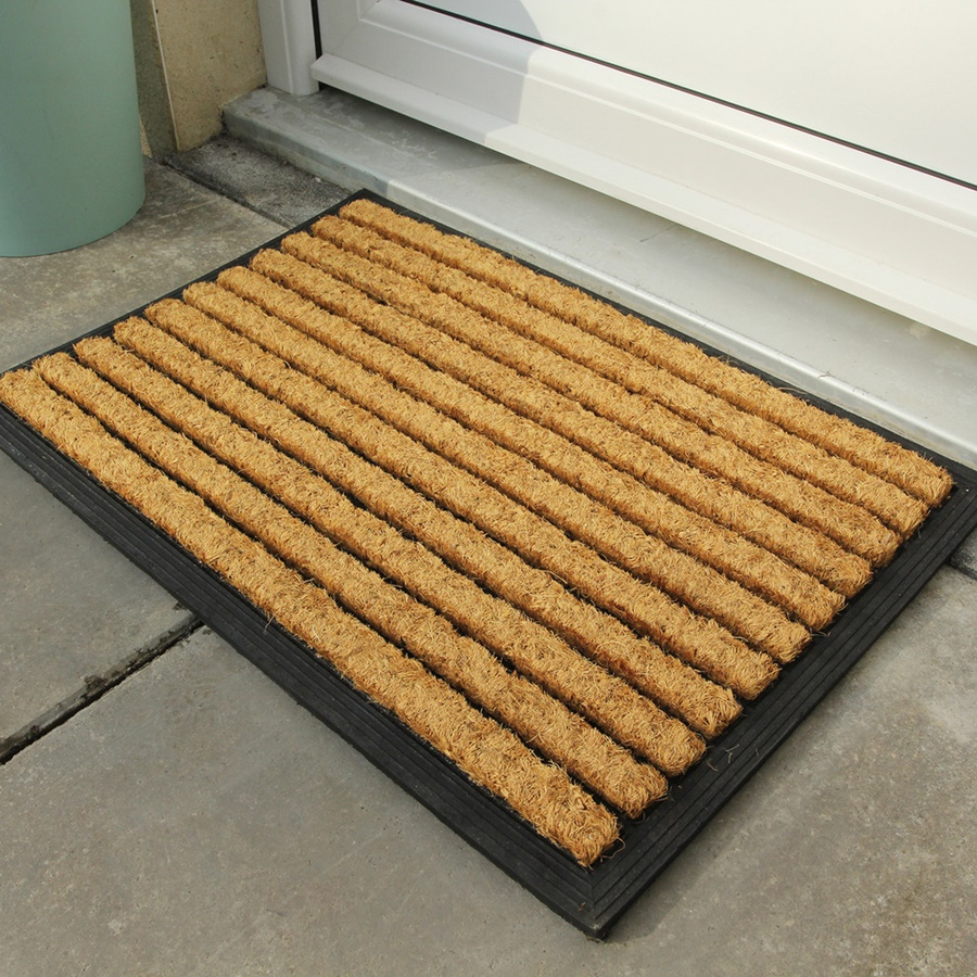 Image of: Outdoor Doormats Sisal