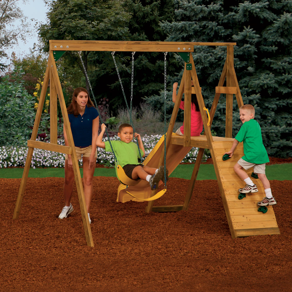 Outdoor Playsets Swing