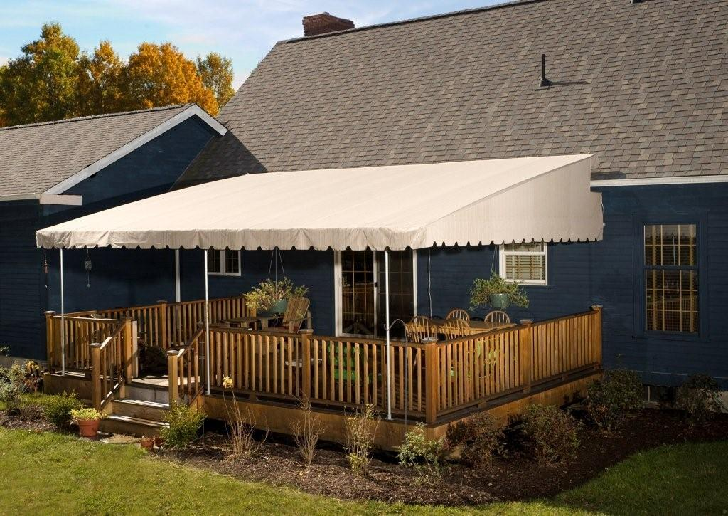 Image of: Patio Awnings Style