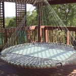 Latest Patio Swing Chair with Stand