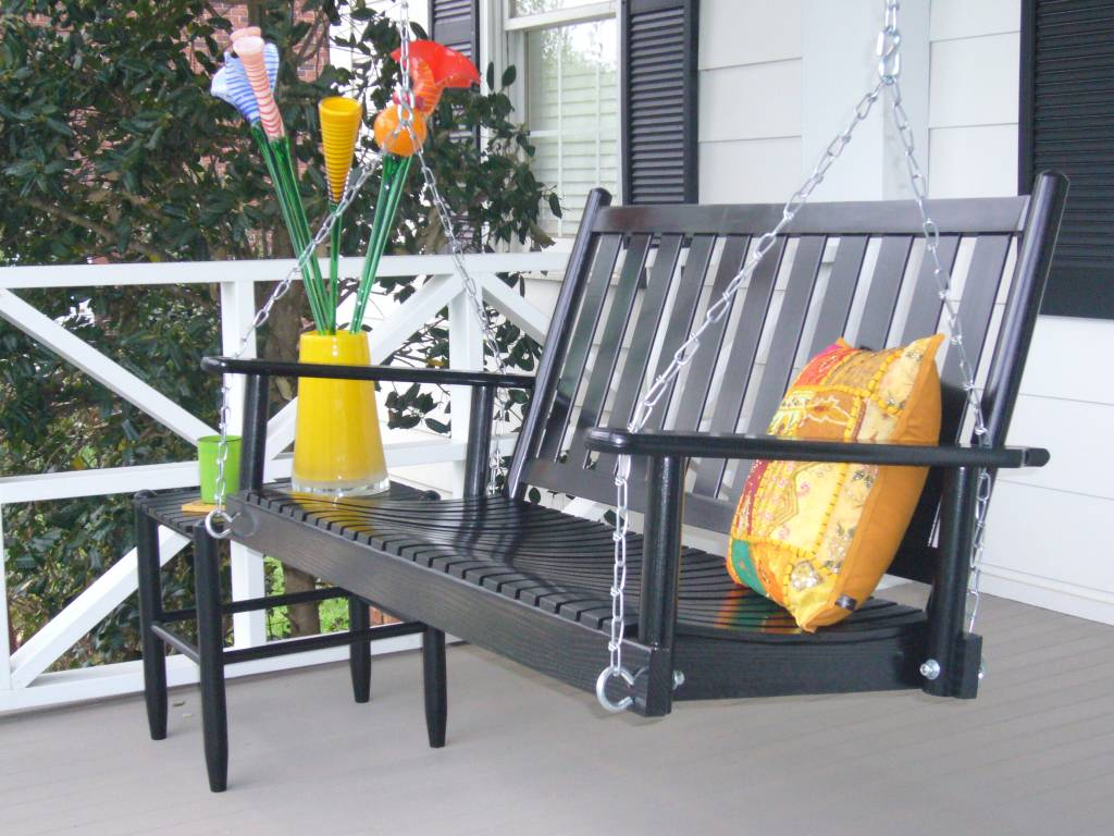 Image of: Patio Swings Model