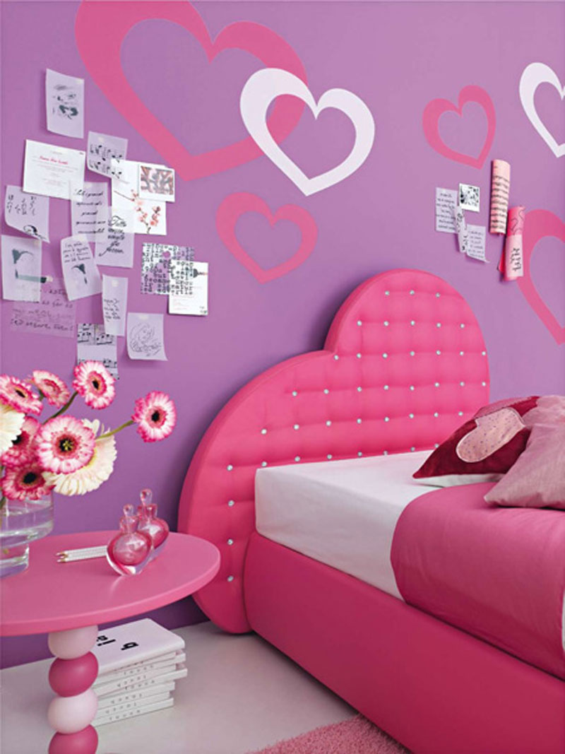 Image of: Perfect Kids Headboards