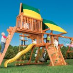 Plastic Outdoor Playsets