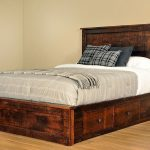 Solid Wood Twin Bed Home Depot