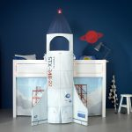 Space Childrens Bunk Beds