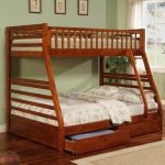 Style Twin Full Bunk Beds With Stairs