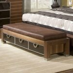 Top End Of Bed Storage Bench