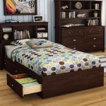 Twin Bed With Drawers Underneath Images