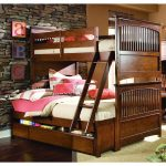 Twin Full Bunk Beds With Stairs Ideas