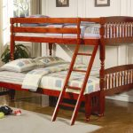 Twin Full Bunk Beds With Stairs Images