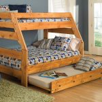 Twin Full Bunk Beds With Stairs Pictures