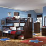 Twin Over Full Bunk Bed Stairs