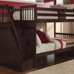 Twin Over Twin Bunk Beds With Stairs Ideas