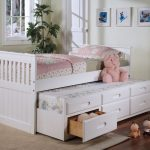 Twin Trundle Beds Pink