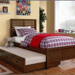 Twin Wood Bed Frame XL