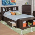 Twin Xl Beds Bookcase
