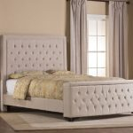 Upholstered King Bed Picture