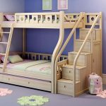 Wonderful Stair Bunk Beds
