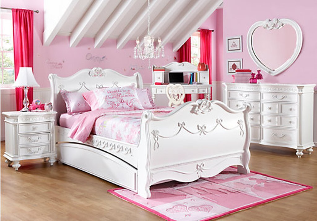 Adult Disney Princess Bedroom Furniture