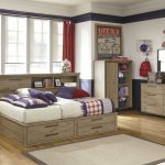 Adult Twin Bed Frame with Storage