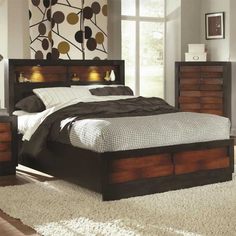 Image of: Amazing California King Headboards