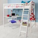 Awesome Bunk Bed with Desk and Couch