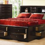 Awesome King Size Storage Bed