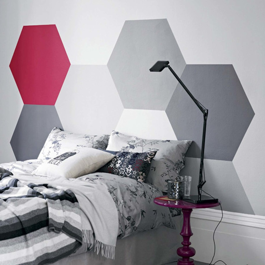 Image of: Awesome Creative Headboards