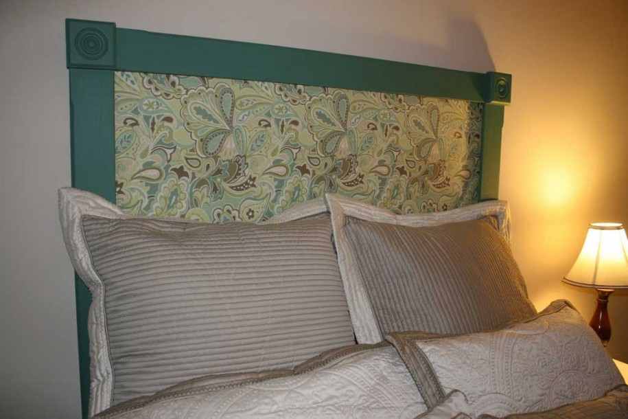 Image of: Beautiful Creative Headboards