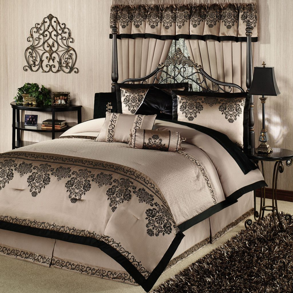 Image of: Bedding Sets Queen Decoration