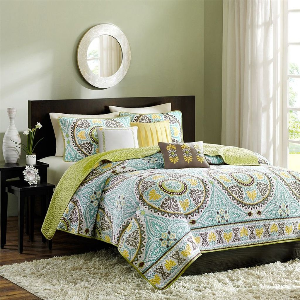 Image of: Bedding Sets Queen Triballs