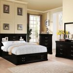 Black Loft Beds for Small Rooms