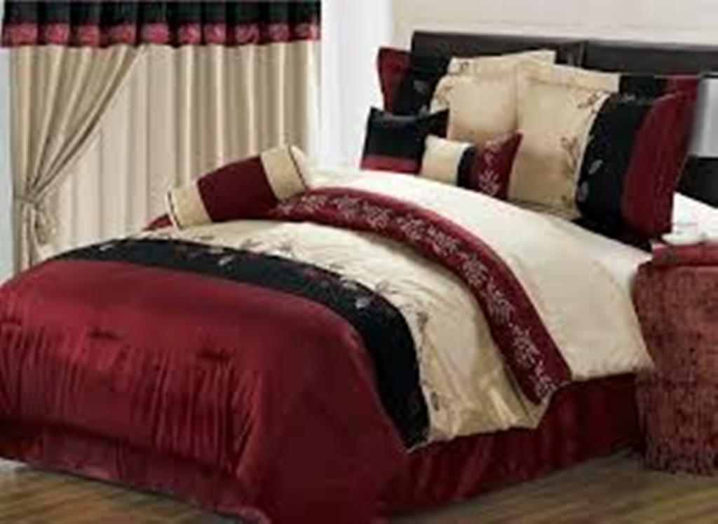 Image of: Blue Bedding Sets King