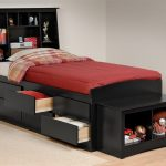 Brines Twin Bed Frame With Storage