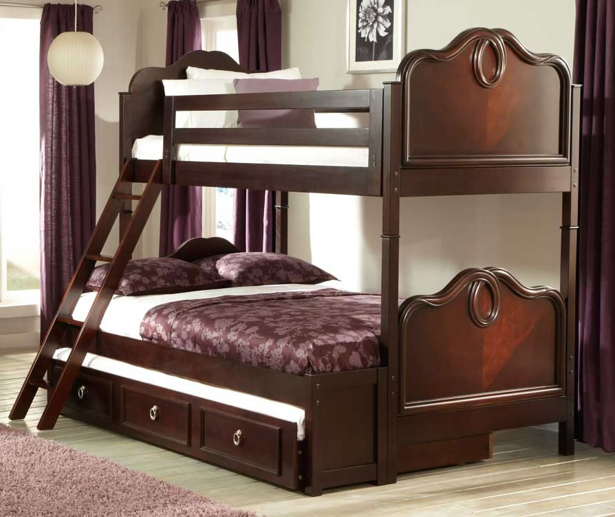 Image of: Bunk Bed Twin Over Full Designs