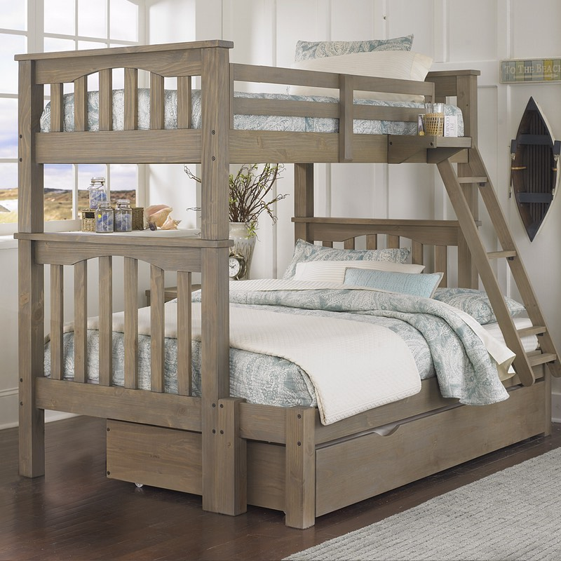 Image of: Bunk Bed Twin Over Full Ideas