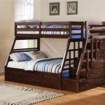 Bunk Bed Twin Over Full Stair
