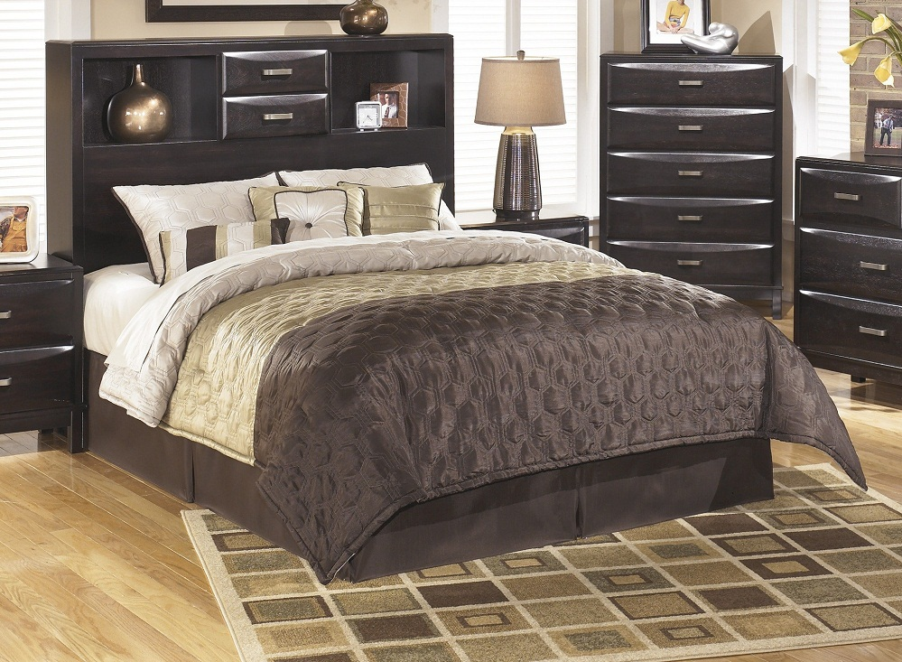 Image of: California King Headboards