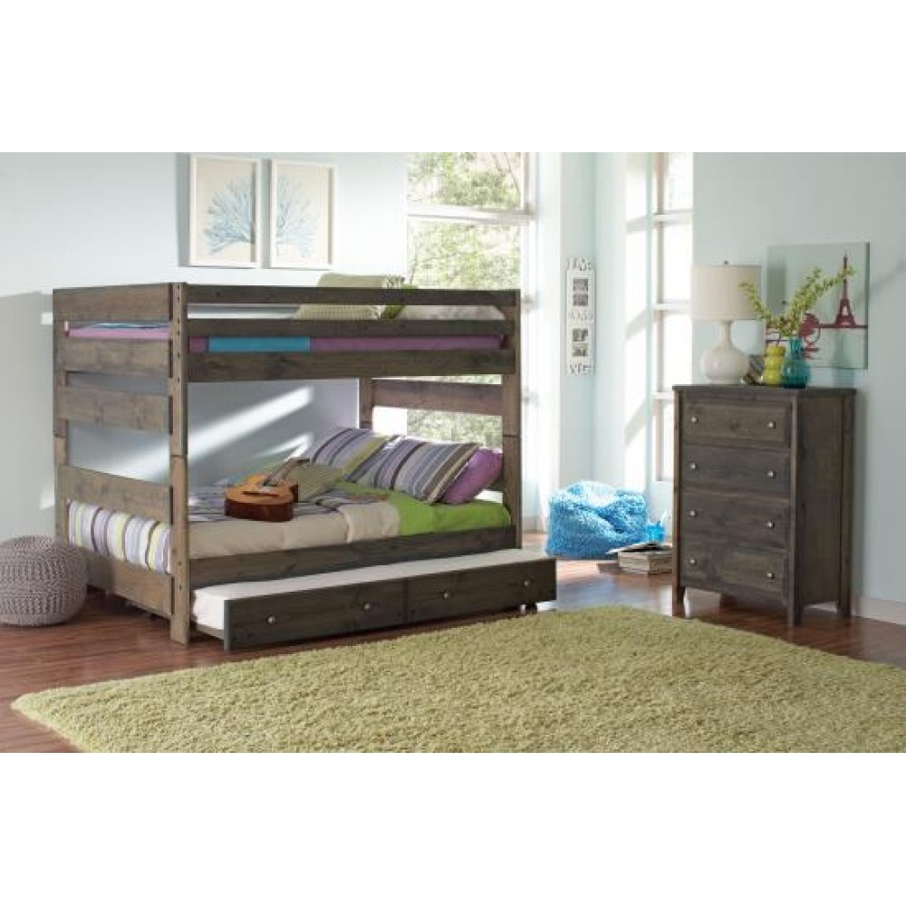 Image of: Concept Bunk Beds Twin Over Full