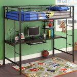 Creating Bunk Bed with Desk and Couch