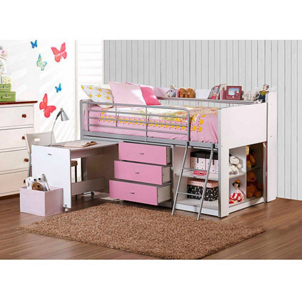 Image of: Decorating Cool Bunk Beds