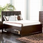 Decorative  King Storage Bed