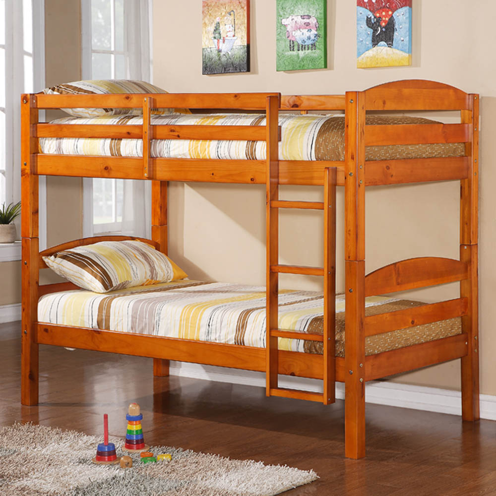 Image of: Design Cool Bunk Beds