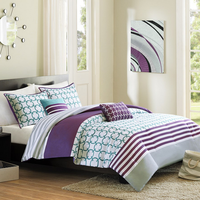 Image of: Dorm Room Bedding Sets Comforter