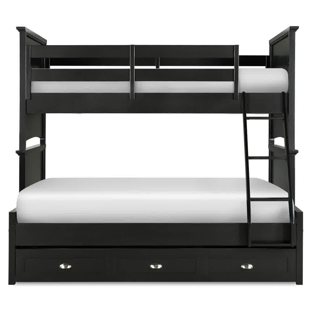 Image of: Elegant Bunk Beds Twin Over Full