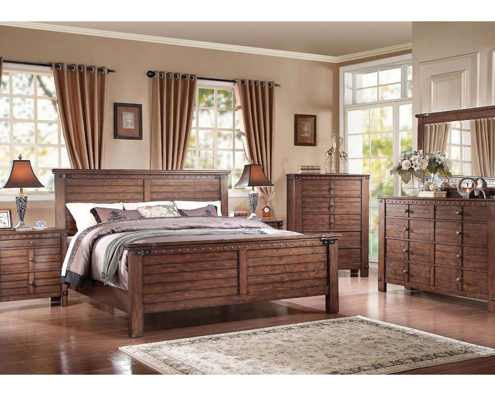 Image of: Elegant Liberty Furniture Bedroom Sets