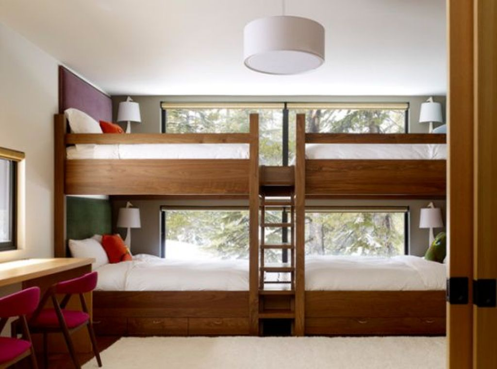 Image of: Extra Long Twin Bed Frame with Storages