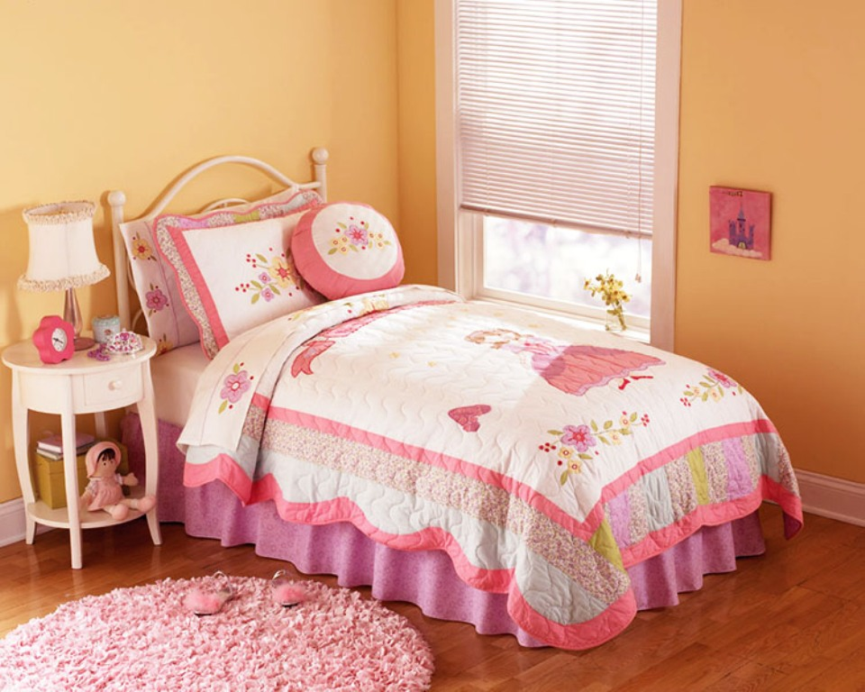 Girls Bedding Sets Twin and Room Decor