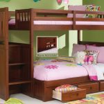 Girls Bunk Bed Twin Over Full