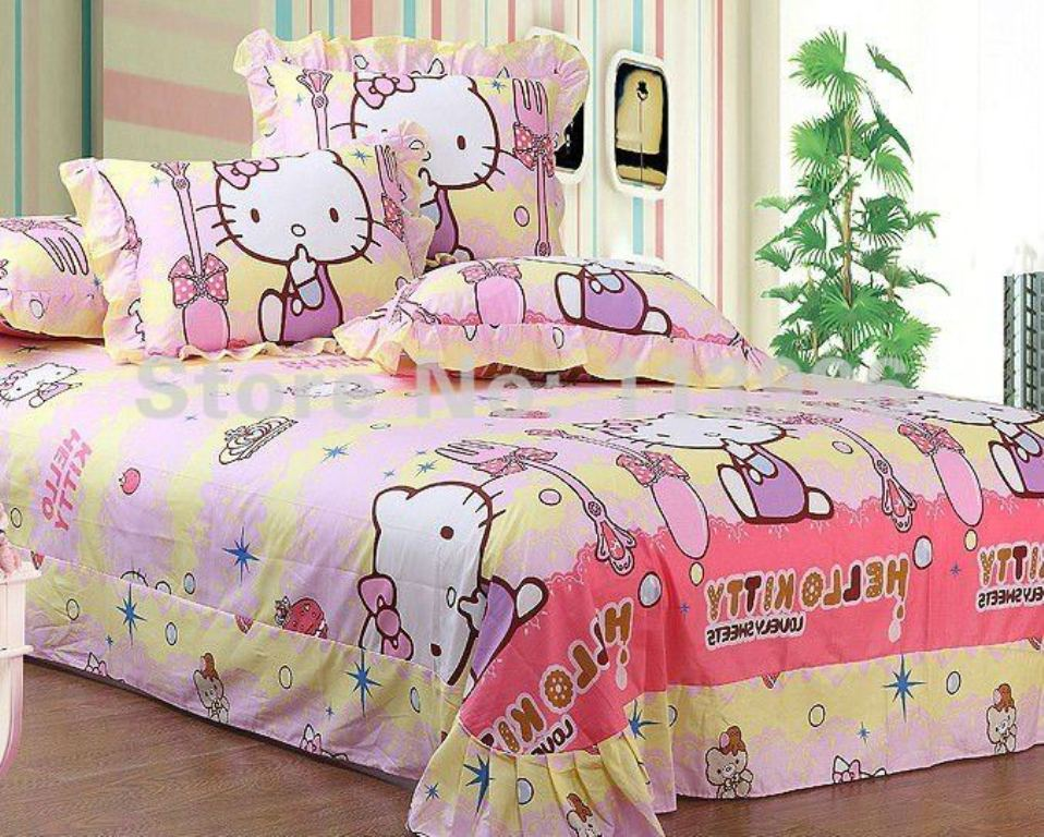 Image of: Girls Twin Bedding Clearance